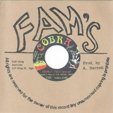 Family Man - Family Man Skank  // Wailers - Dub Combination - 7""