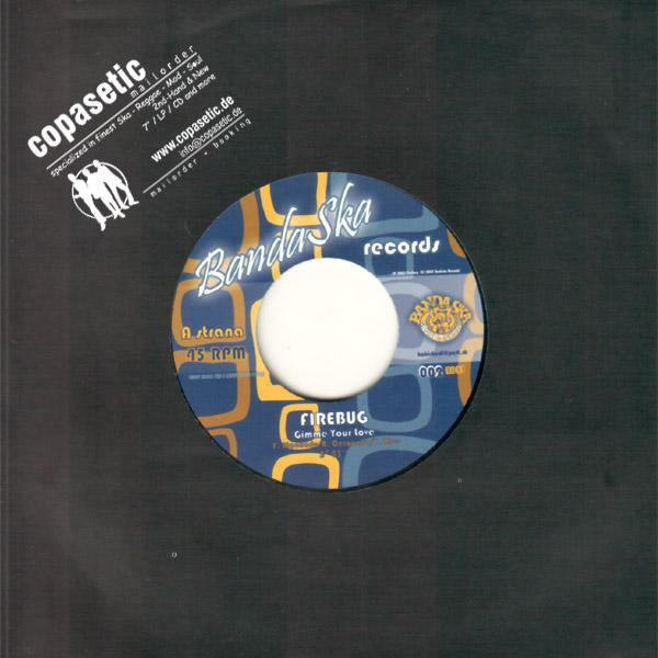Firebug - Gimme Your Love // The Coldspot 8 - Everyday Pressure- 7""