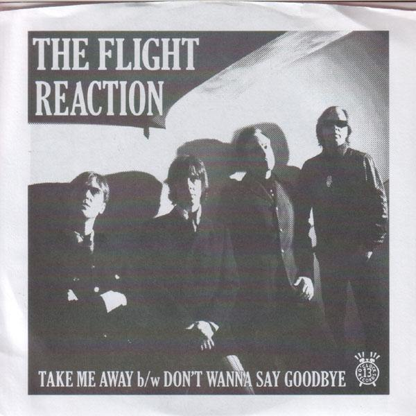 Flight Reaction - Take Me Away - 7""