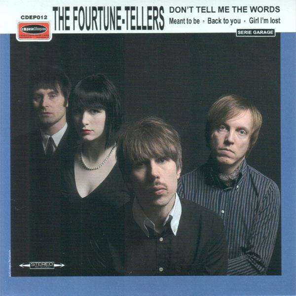 "The Fourtune-Tellers - Don't Tell Me The Words - 7"" EP"