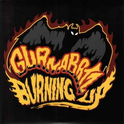 "Guana Batz - Burning Up - 7""EP"