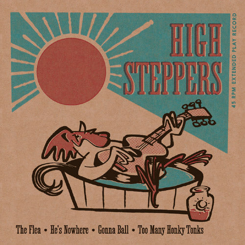 "High Steppers - High Steppers - 7""EP"