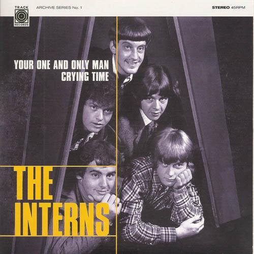 Interns - Your One And Only Man // Crying Time - 7""
