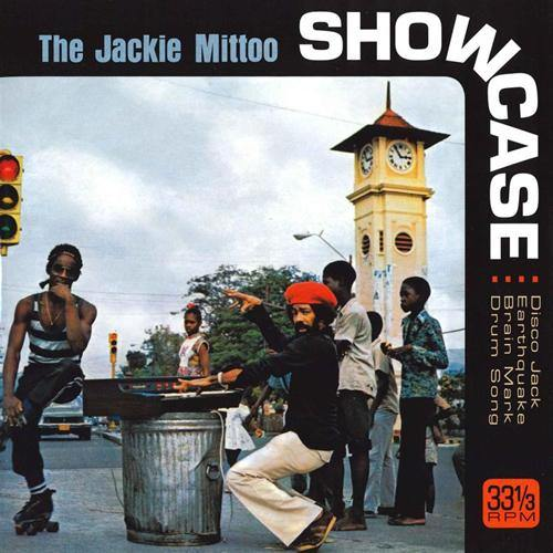 "The Jackie Mittoo Schowcase - 7""EP"