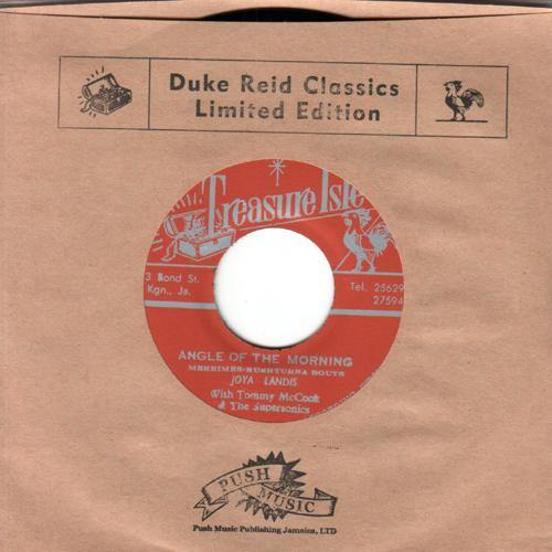 Joya Landis - Angel Of The Morning - 7""