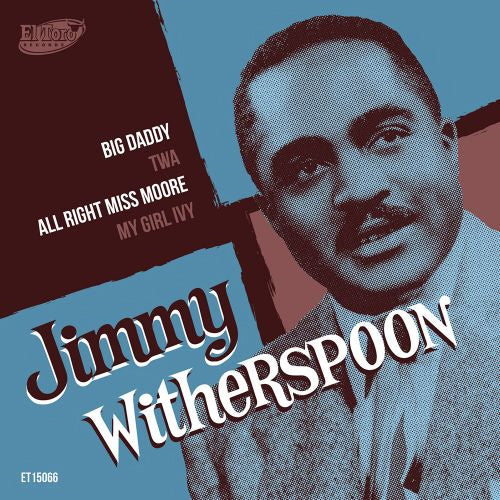 "Jimmy Witherspoon - Big Daddy +3 - 7""EP"