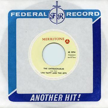 Lyn Taitt - The Untouchables - 7""