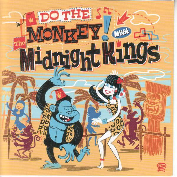Midnight Kings - Do The Monkey with... - 7""