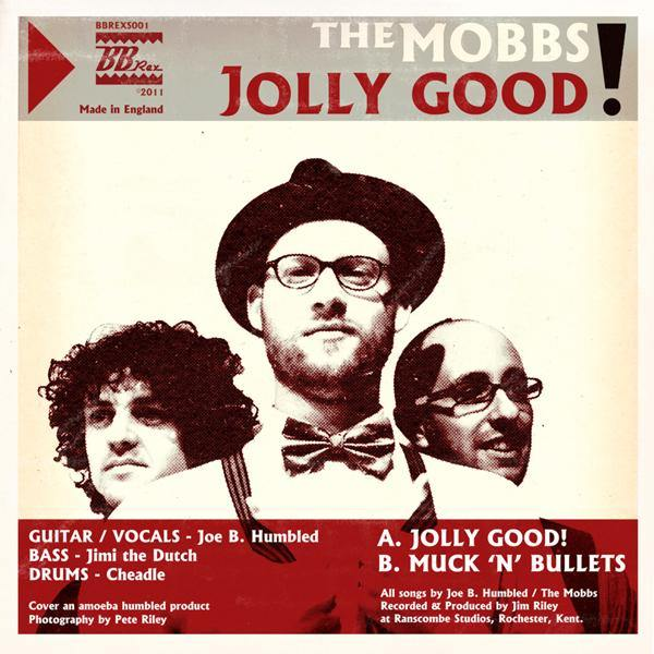 Mobbs - Jolly Good // Muck'n'Bullets- 7""