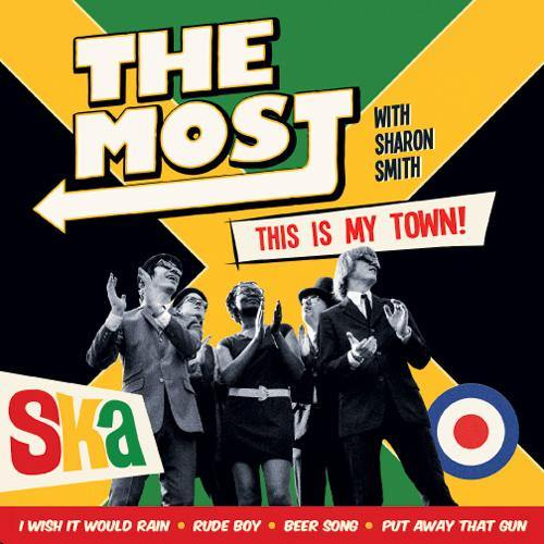 THE MOST - This Is My Town - 7inch EP