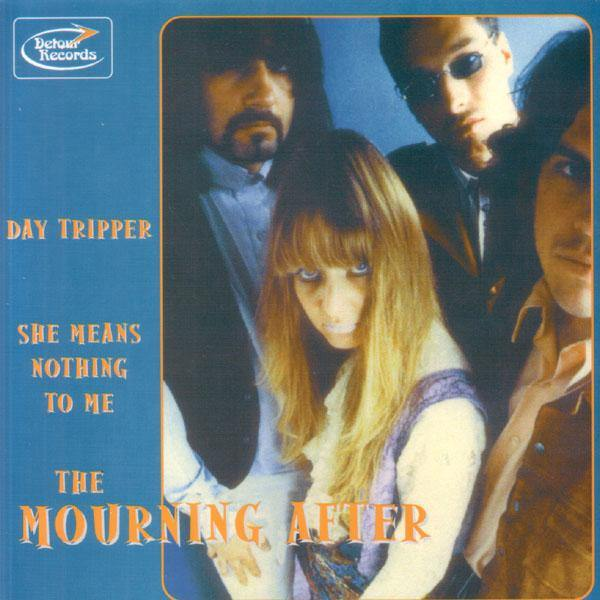 Mourning After - Day Tripper // She Means Nothing To Me - 7""
