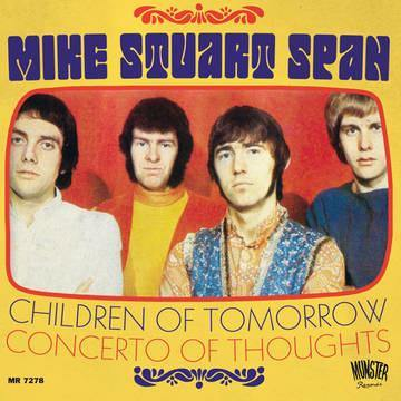 Mike Stuart Span - Children Of Tomorrow // Concerto Of Thoughts - 7""
