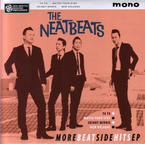 Neatbeats - More Beat Side Hits EP - 7""