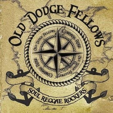 Old Dodge Fellows - Compass Rose // Every Waking Day - 7""