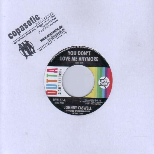 Johnny Caswell - You Don't Love Me Anymore // I.O.U.  - 7""