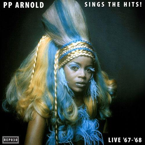 "PP ARNOLD - Sings The Hits, Live 67-68 - 7"" 5-track EP"