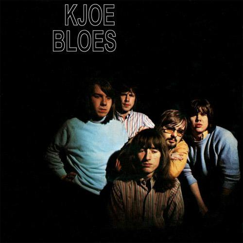 "Q65 - Kjoe Bloes - 7""EP (yellow vinyl)"