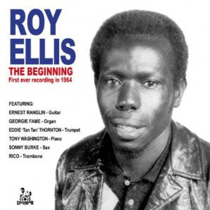 Roy Ellis - The Beginning - 7""