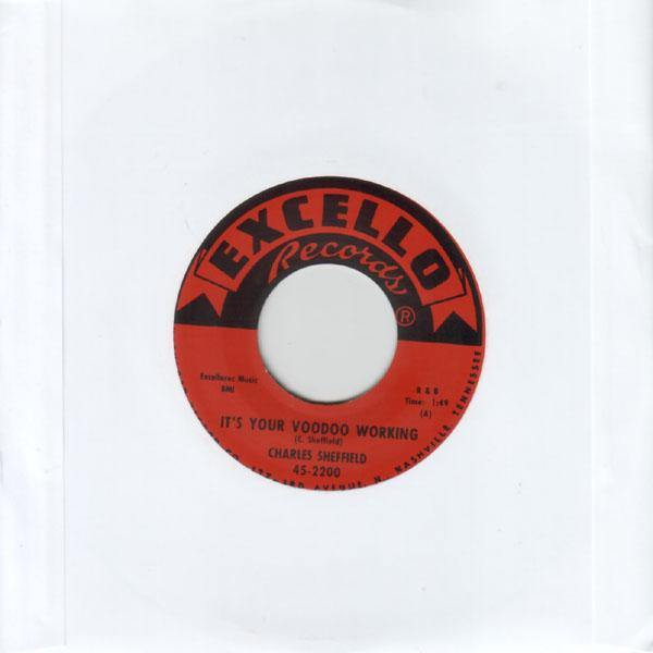 Charles Sheffield - It's Your Voodoo Working - 7""