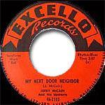 Jerry McCain - My Next Door Neighbor // Trying To Please - 7""
