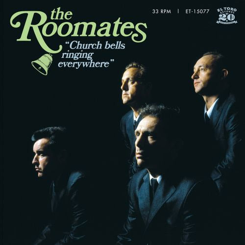 "The Roomates - Church Bells... - 4-track 7""EP"