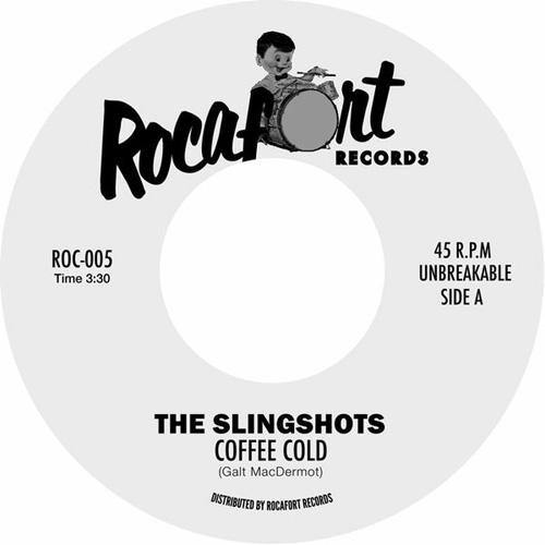 The Slingshots - Coffe cold - 7""