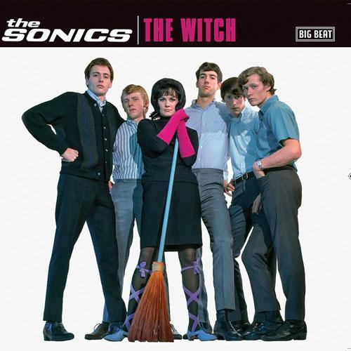 "The Sonics - The Witch - 7""EP"