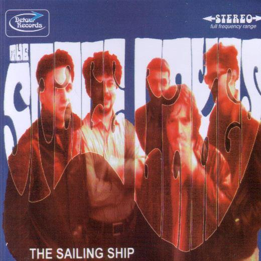 Space Cakes - The Sailing Ship // There's A Light - 7""