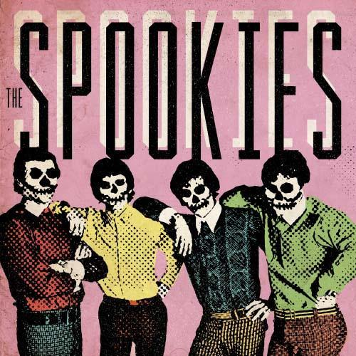 "Spookies - Please Come Back // Out Of The Inside - 7"" Ltd. edition"