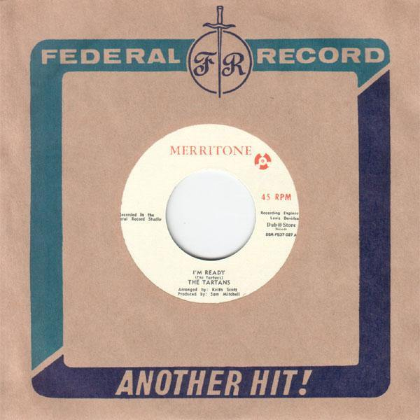 The Tartans - I'm Ready - 7""