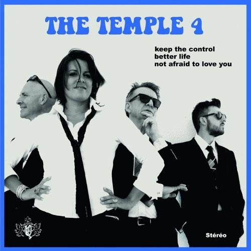 "Temple 4 - Keep The Control - 7""EP"