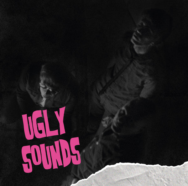 Ugly Sounds - They Can't Go Home // All Of Those Days - 7""