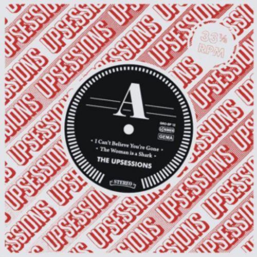 "Upsessions - 10th Anniversary EP -7""+CD"