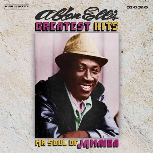 ALTON ELLIS - Greatest Hits Mr Soul of Jamaica - 2xCD