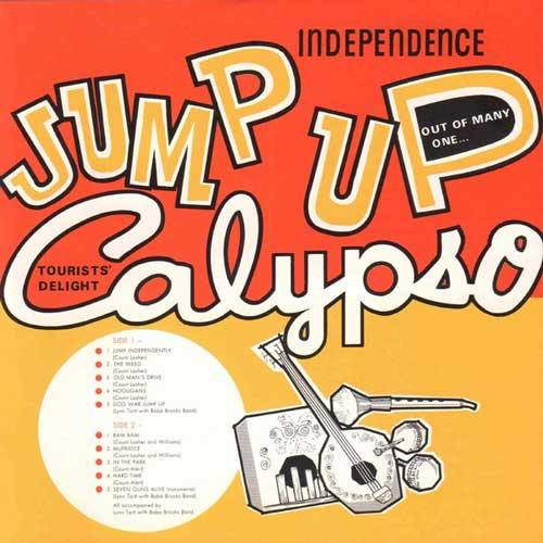 Various - INDEPENDENCE JUMP UP CALYPSO (expanded version) - 2xCD