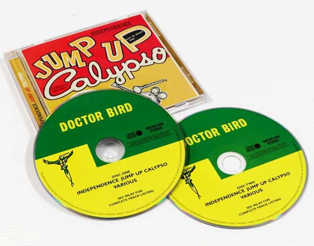 Various - INDEPENDENCE JUMP UP CALYPSO (expanded version) - 2xCD detail