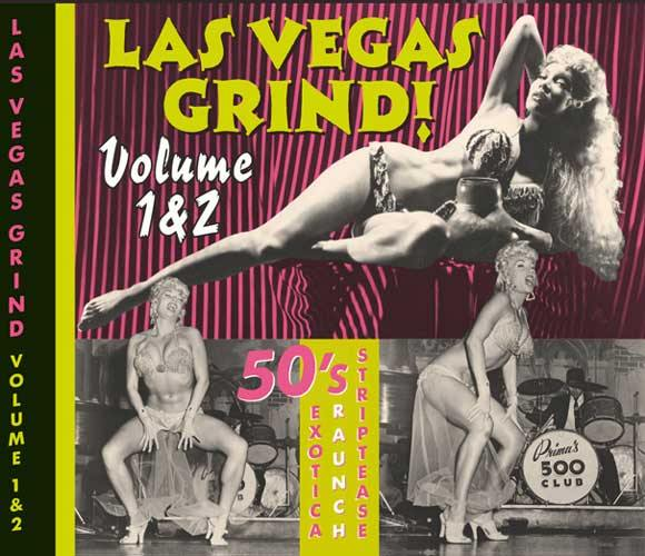 Various - LAS VEGAS GRIND Vol.1&2 - CD