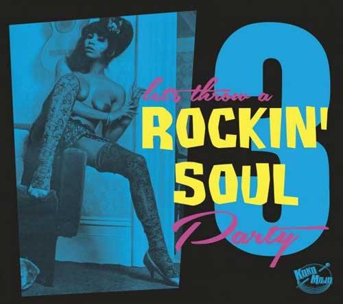 Various - LET'S THROW A ROCKIN' SOUL PARTY Vol.3 - CD