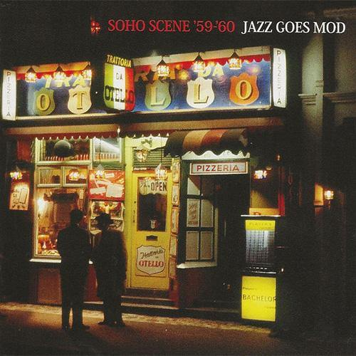 Various - Soho Scene '59-'60 Jazz Goes Mod - 4CD Box