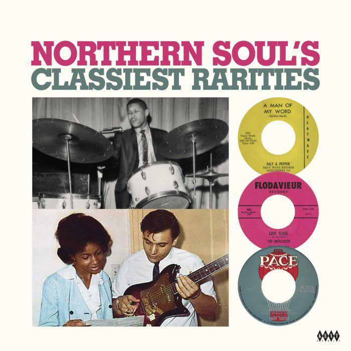 Various - Northern Soul's Classiest Rarities - LP