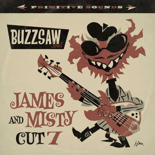 Various - BUZZSAW JOINT Cut 7 - LP