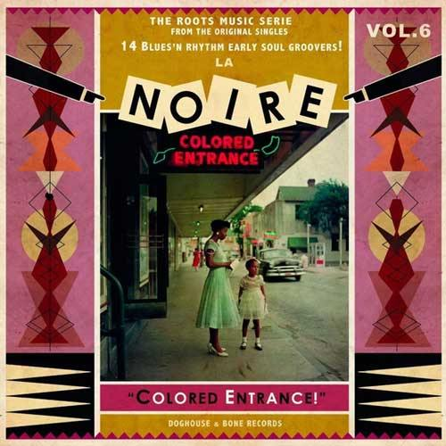 Various - LA NOIRE Vol. 6 , Colored Entrance! - LP