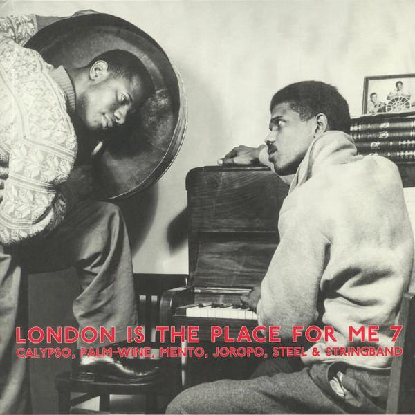 Various - London Is The Place For Me Vol.7 - DoLP