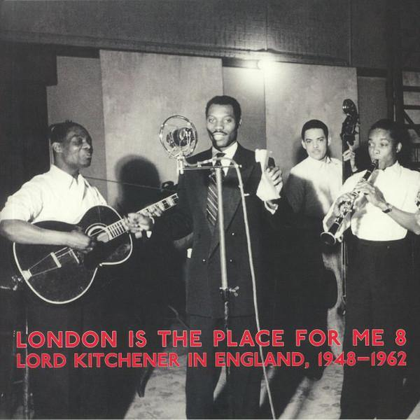 Various - London Is The Place For Me Vol.8 - Do LP