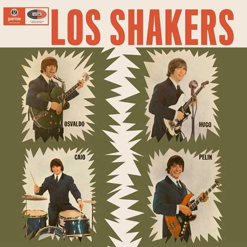 LOS SHAKERS - Los Shakers / Break It All - DoLP