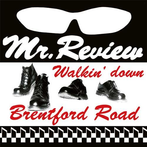 MR. REVIEW - Walkin' Down Brentford Road - LP