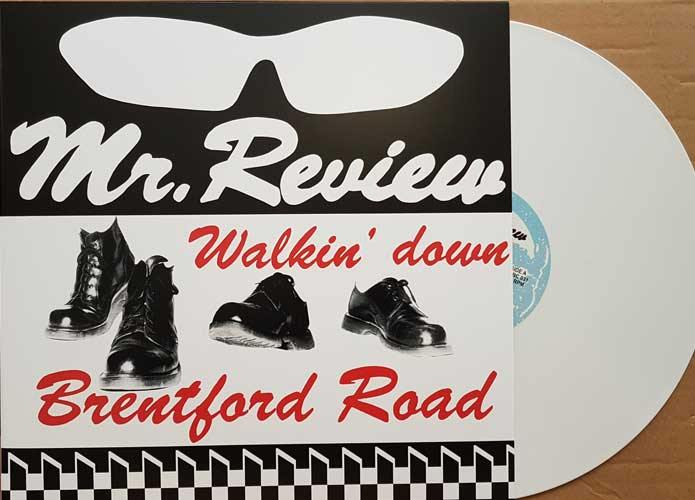 MR REVIEW - Walkin' Down Brentford Road - LP (diff. colors available)