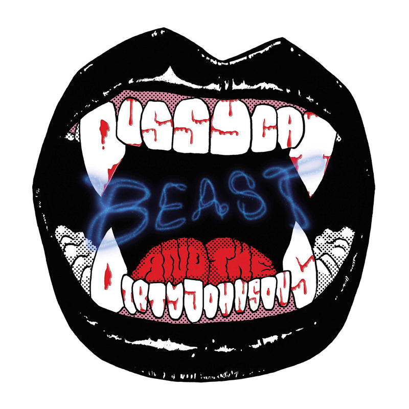 PUSSYCAT and the DIRTY JOHNSONS - Beast - LP+DL