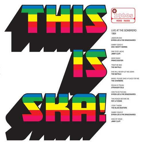Various - THIS IS SKA! Live at Sombrero 1964 - LP