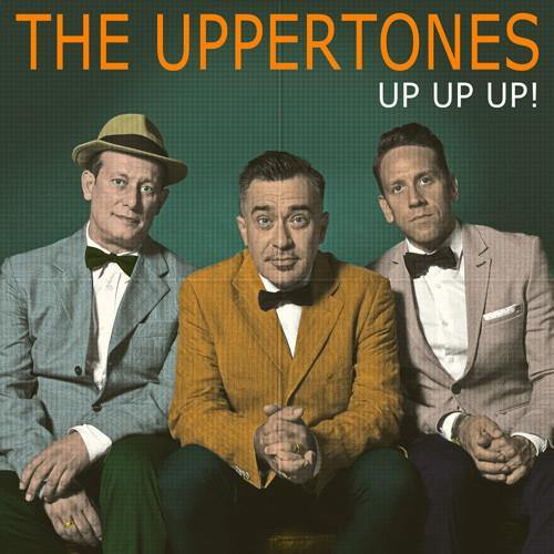 THE UPPERTONES - Up Up Up! - LP